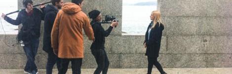 Dreharbeiten der Bosch MHMK-Masterclass in Vigo